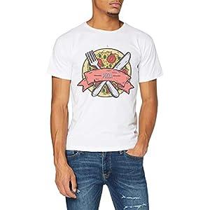 Frenchcool Pizza Sauce Dallas Camiseta para Hombre