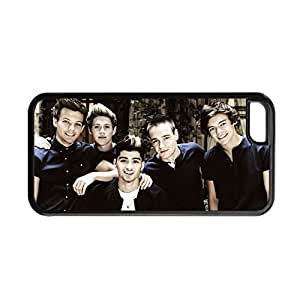 Generic Soft Smart Design Back Phone Covers For Children For Iphone 5C Custom Design With One Direction Choose Design 6