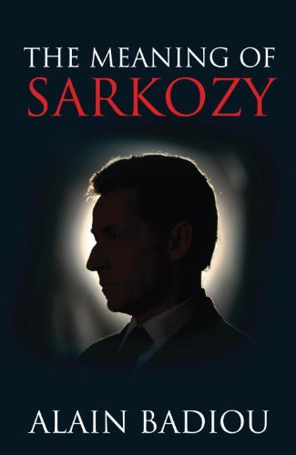 The Meaning of Sarkozy PDF