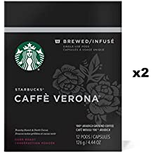 Starbucks Verismo Caffe Verona Coffee Pods (24 Count)