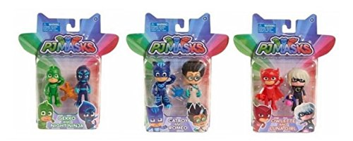 PJMASKS articulated Action Figure Owlette product image