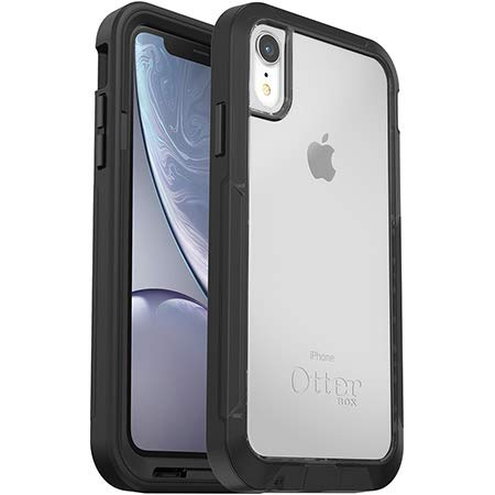 super cute b795e 76ada Amazon.com: Otter-Box Pursuit Series Case for iPhone XR - Black ...