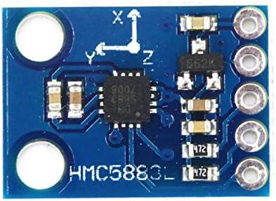 GY-273 HMC5883L Triple Axis Compass Magnetometer Sensor Module^For Arduino 3 AE