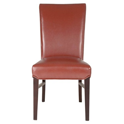london-2-piece-bonded-leather-dining-chair-set