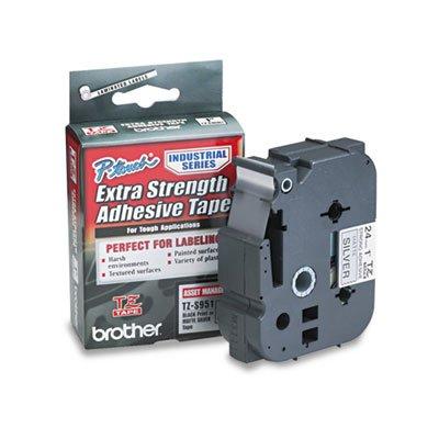 TZ Extra-Strength Adhesive Laminated Labeling Tape, 1