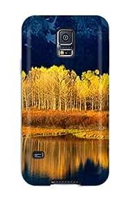 New Design Shatterproof RoaPLDF947caPPr Case For Galaxy S5 (fantastic Nature )