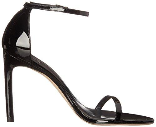 Weitzman Women's Sandal Nudistsong Dress Black Stuart vdgxwPqd5
