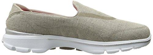 Skechers Gowalk 3 Rivera - Zapatillas Mujer marrón