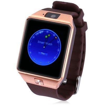 DZ09 Bluetooth cámara inteligente muñeca reloj teléfono con ...