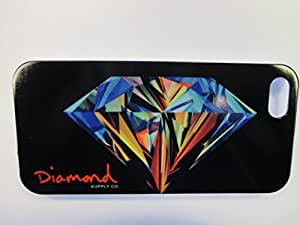 New Diamond Supply Co. Multi Color Diamond I Phone 5 5 S Case Brand New