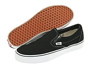 Vans Classic Slip-On  Black 10 B(M) US Women / 8.5 D(M) US Men