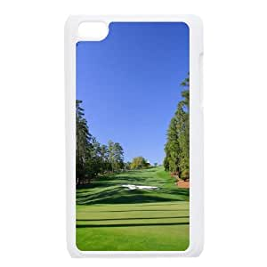 Ipod Touch 4 Phone Case Neverending Golf Course Funny Q6A1159690