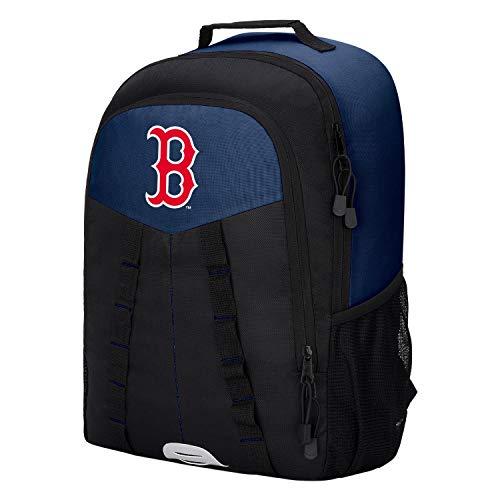Northwest 1MLB1C6412004RTL Boston Red Sox Scorcher Backpack, Black, One - Sox Red Backpack Boston