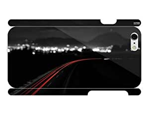 iPhone 6 Case - Photography - Headlights On The Highway 3D Full Wrap