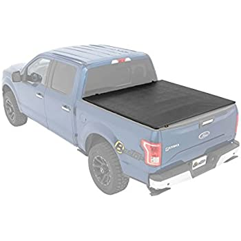 Bestop 16030-01 EZ Fold Truck Tonneau Cover for 1982-2011 Ford Ranger Styleside & 1994-2009 Mazda B-Series, 6.0' bed
