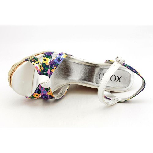 XOXO - Sandalias de vestir para mujer blanco