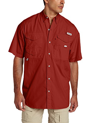 Columbia Mens Bonehead Short Sleeve Shirt