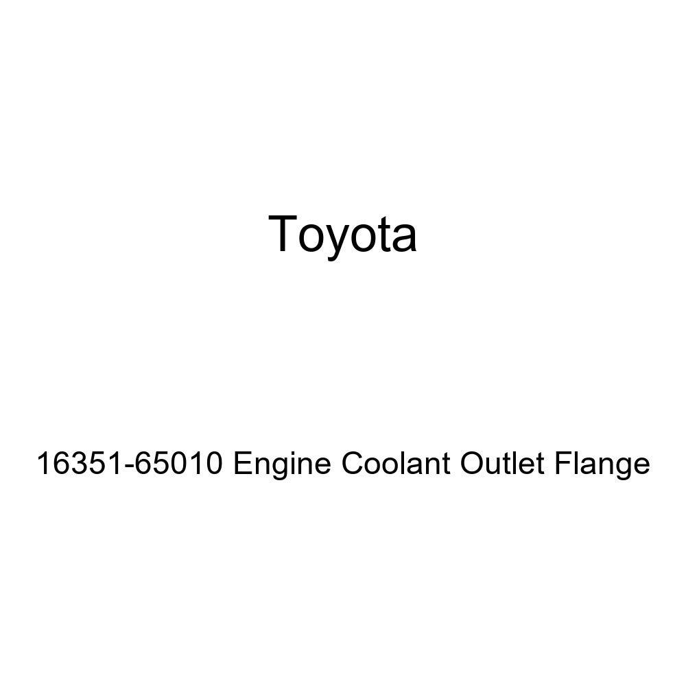 Toyota 16351-65010 Engine Coolant Outlet Flange