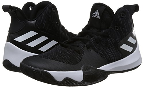 negbas Flash ball De Ftwbla Hommes Chaussures Noir Basket Adidas Carbon Explosive 000 Pour q4azT6