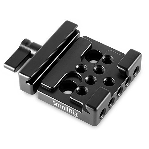 SmallRig Quick Release Plate Clamp for Arca Swiss Dovetail Clamp for Camera Support Camera Accessory - (Arca Swiss Plates)