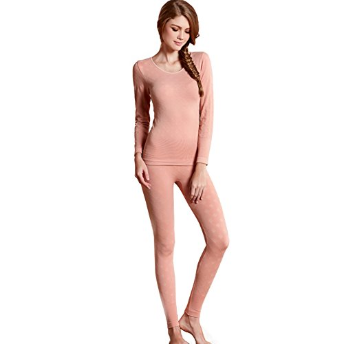 Lady t fall clothing long Johns/ fall clothing long Johns suit/ thin-based warm/ sexy lingerie-A One Size by Bottoms