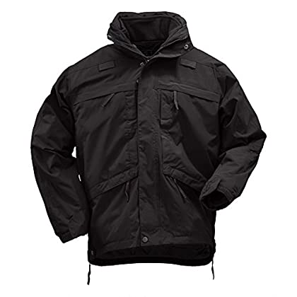 Image of 5.11 5.1100000000000003 Taa 3 in 1 Jacket Black, Medium Personal Defense Equipment