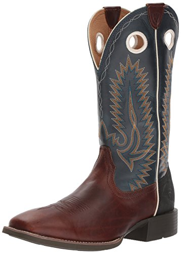 Ariat Mens Arv High Plains Arbete Boot, Dålig Brun, 10 D Oss ​​vintage Karamell