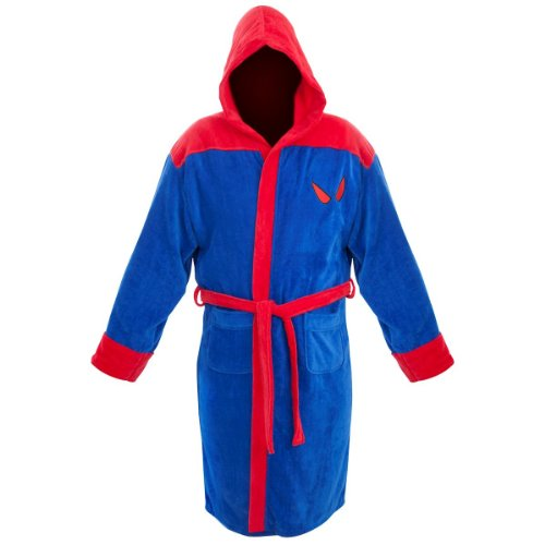 Spiderman Blue/Red Hooded Bathrobe – Currently unavailable.