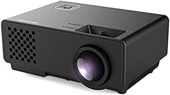 DBPower 810 1200-Lumens 1080p LED Portable Projector
