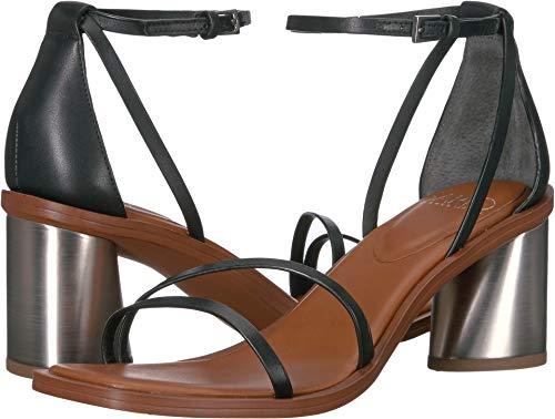 - Franco Sarto Women's Ronelle Black Vachetta 8 M US