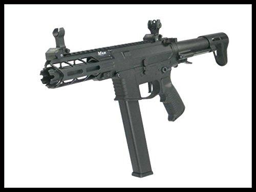 Classic Army Aeg (Classic Army Nemesis X9 AEG Airsoft SMG (Black))