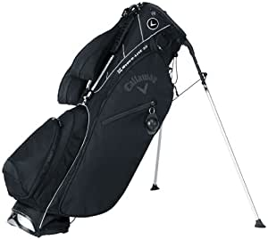 Callaway Golf Hyper-Lite 3.0 Stand Bag, Black