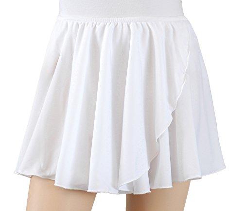 - Trienawear Girls Pull-On Dance Skirt, 10