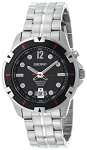 Seiko Men's SNQ085 USA Sport 100 Perpetual Calendar Watch