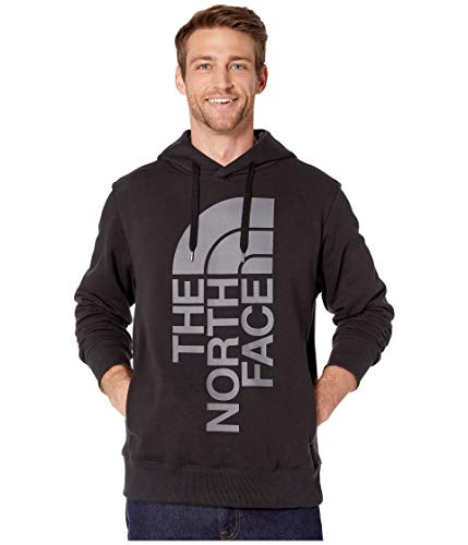 The North Face Men's Trivert Box Pullover Hoodie, TNF Black, XL