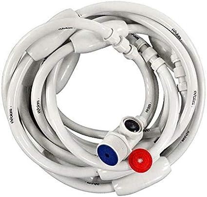 Polaris G5 180 280 380 Complete Feed Hose Pool Cleaner Kit w// UWF Swivel /& Float