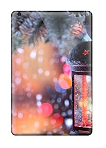 Snap-on Snowfall Case Cover Skin Compatible With Ipad Mini/mini 2