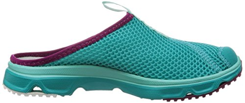 Teal F 0 Blue 3 F Blue Rx Slide Salomon Blue Women's Purp Teal Clogs Mystic qpR0Bxaw