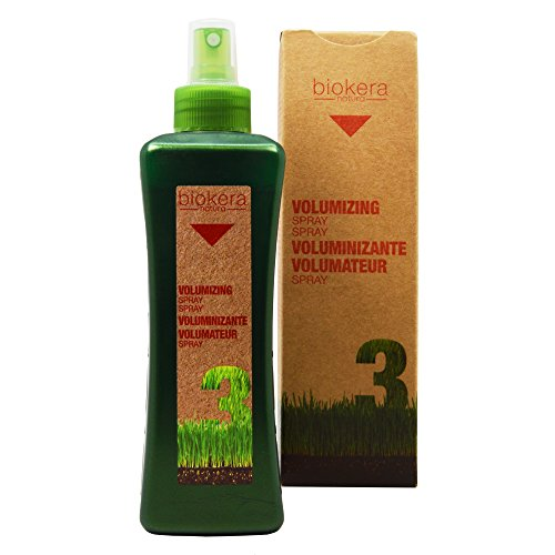 Salerm Biokera Natura Volumizing Spray 300 ml / 10.1 oz