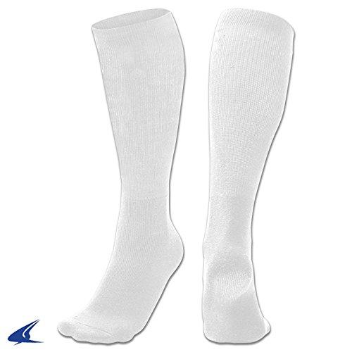 Champroスポーツmult-sportソックス B01MY98TO4 Medium|Champro Sports Mult-Sport Socks, White, Medium Champro Sports Mult-Sport Socks, White, Medium Medium