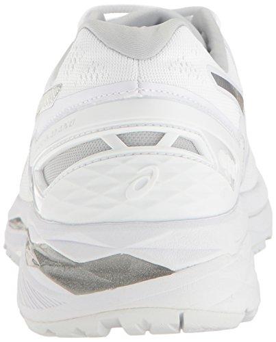 Snow ASICS Running Kayano Gel Silver Men Shoe White 23 gxq7vng