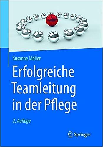 Book Erfolgreiche Teamleitung in der Pflege