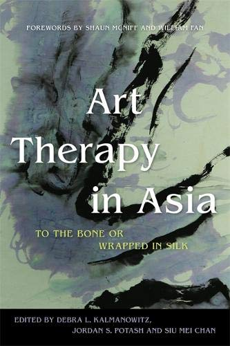 Bone Paragon China (Art Therapy in Asia: To the Bone or Wrapped in Silk)