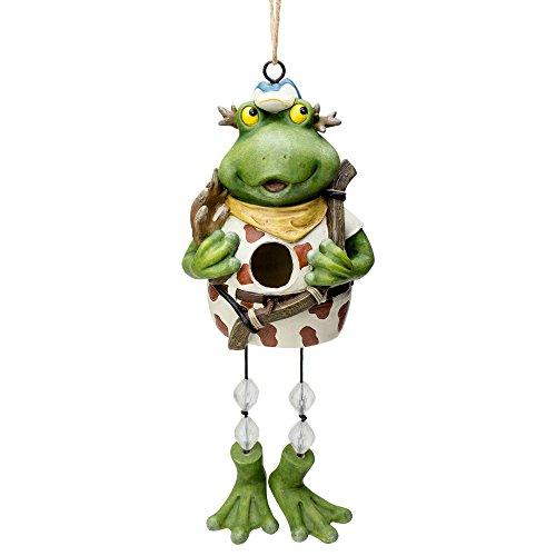 Frog Birdhouse - 3