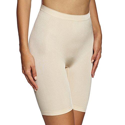 Maidenform Flexees Women's Shapewear Seamless Thigh Slimmer, Latte Lift, -