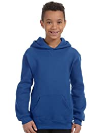 Youth Dri-Power Fleece Pullover Hood