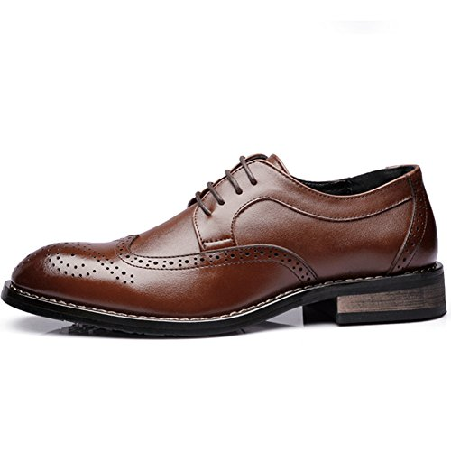 Uomo Marrone Uomo Marrone Brogue Welcame Brogue Welcame nq8zdAAwXZ