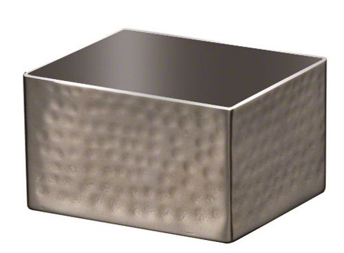 American Metalcraft HMSPH4 Stainless Rectangle