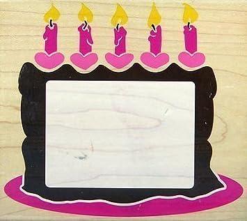 Birthday Cake Frame