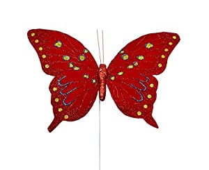 Butterfly Wall Decals Household Wall Sticker Room Window Wall Decoration